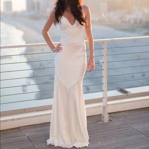 Pnina Tornai Backless Dress